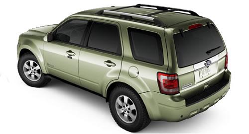 2009 Dodge Durango Hybrid Suv