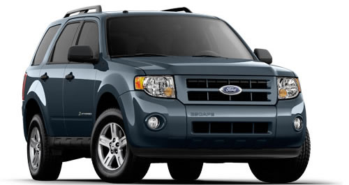 Ford Hybrid Suv >> 2009 Ford Escape Hybrid Hybrid Suv Priced Under 30 000