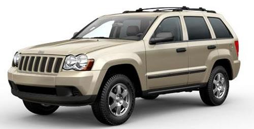 2009 Jeep Grand Cherokee   E85 Flex Fuel SUV