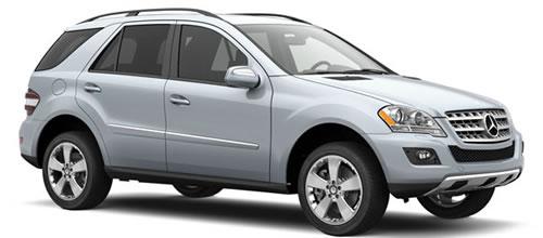 2009 mercedes benz ml320 bluetec diesel suv priced under for Mercedes benz suv diesel
