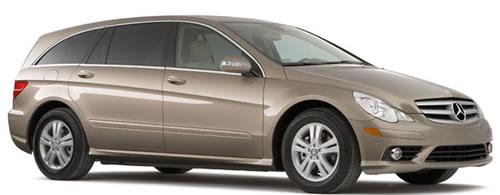 2009 mercedes benz r320 bluetec diesel suv priced under for Mercedes benz suv 2009 price