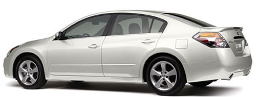 Safe Car Gov >> 2009 Nissan Altima Hybrid Hybrid Sedan Priced Under $27,000