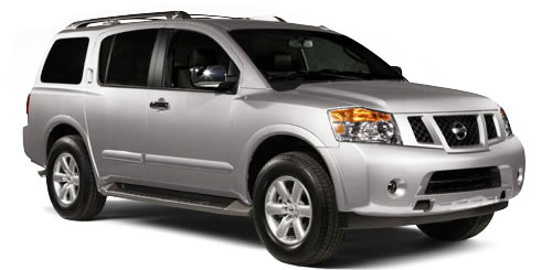 2009 Nissan Armada E85 Flex Fuel Suv Priced Under 38 000