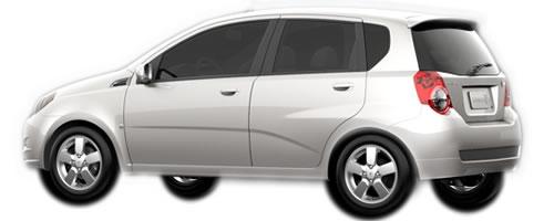 Safe Car Gov >> 2009 Pontiac G3 High MPG 5-Door Hatchback Priced Under $15,000