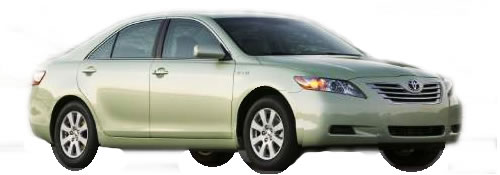 Running On Gas+Battery, The Camry Hybrid Gets 33 MPG City, 34 Highway MPG,  A Combined 34 MPG.