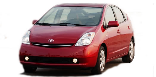 Running On Gas+Battery, The Prius Gets 48 MPG City, 45 Highway MPG, A  Combined 46 MPG.