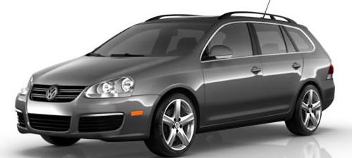 2009 Volkswagen Jetta SportWagen TDI Diesel Station Wagon Priced
