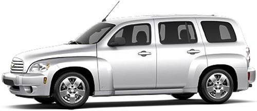 2010 Chevrolet Hhr High Mpg Suv Priced Under 19 000