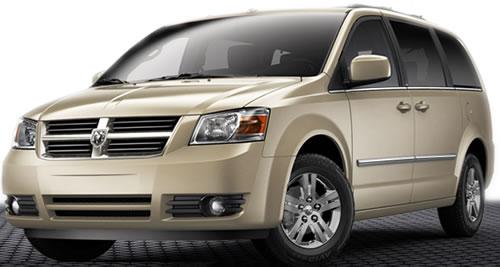 2010 Dodge Grand Caravan E85 Flex Fuel Minivan