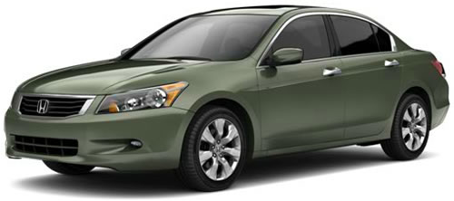 Perfect Running On Gasoline, The Accord Sedan Gets 22 MPG City, 31 Highway MPG, A  Combined 25 MPG.