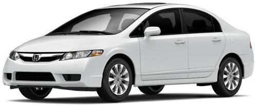 Running On Gasoline The Civic Sedan Gets 25 Mpg City 36 Highway A Combined 29