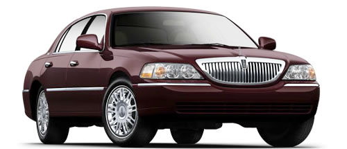 2010 Lincoln Town Car   E85 Flex Fuel Sedan