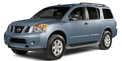 2010 Nissan Armada E85 Flex Fuel Suv Priced Under 38000