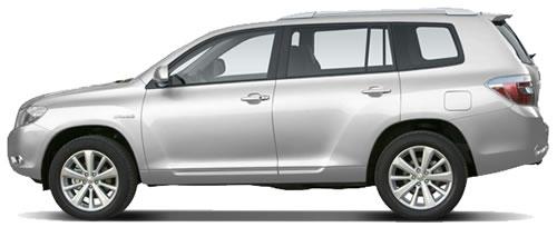 Great 2010 Toyota Highlander Hybrid   Hybrid SUV