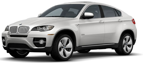2011 bmw activehybrid x6 hybrid suv priced under 89 000. Black Bedroom Furniture Sets. Home Design Ideas