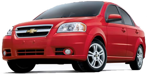 2011 Chevrolet Aveo Sedan High Mpg Sedan Priced Under 12000