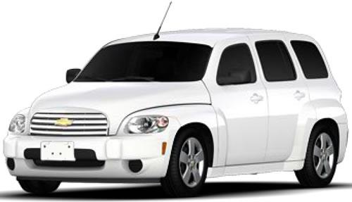 2011 Chevrolet Hhr E85 Flex Fuel Suv Priced Under 19 000