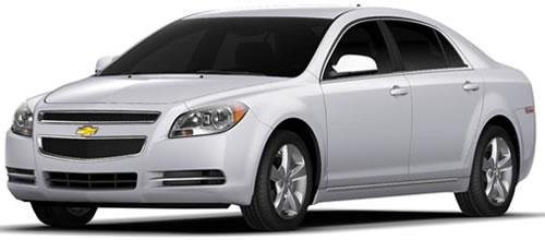2011 chevrolet malibu e85 flex fuel sedan priced under 22 000. Black Bedroom Furniture Sets. Home Design Ideas