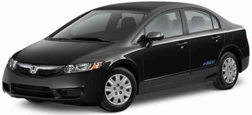 2011 Honda Civic Gx Ngv Cng Sedan Priced Under 26 000