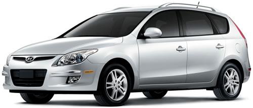 2011 Hyundai Elantra Touring High Mpg 5 Door Hatchback