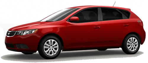 2011 kia forte 5 door high mpg 5 door hatchback priced. Black Bedroom Furniture Sets. Home Design Ideas