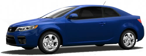2011 kia forte koup high mpg coupe priced under 17 000. Black Bedroom Furniture Sets. Home Design Ideas