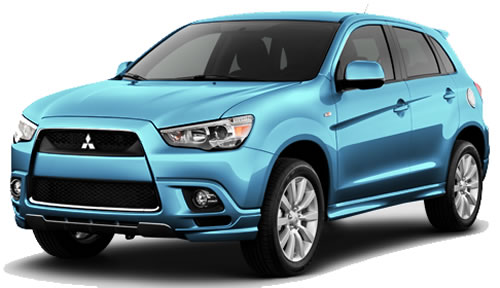 Mitsubishi Outlander Sport High Mpg Suv Priced Under