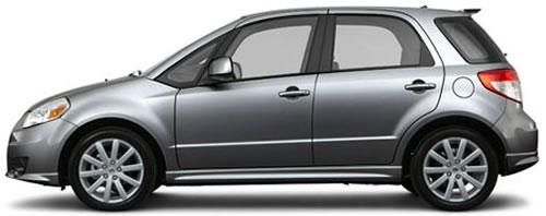 Suzuki sx4 hatch back