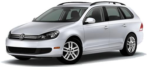 2011 Volkswagen Jetta SportWagen TDI Diesel Station Wagon Priced