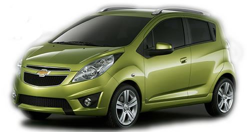 Safe Car Gov >> 2012 Chevrolet Spark High MPG 5-Door Hatchback