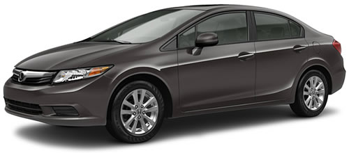 Superior Running On Gasoline, The Civic HF Gets 29 MPG City, 41 Highway MPG, A  Combined 33 MPG.