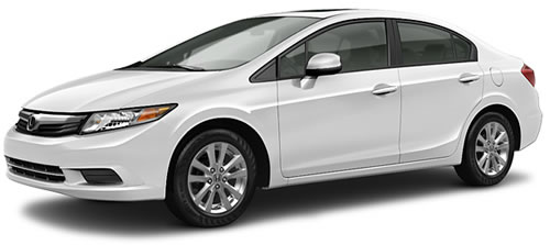 Running On Gasoline The Civic Sedan Gets 28 Mpg City 39 Highway A Combined 32