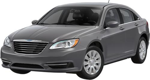 2013 Chrysler 200 E85 Flex Fuel Sedan Priced Under 20 000