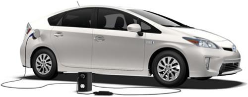 Superb 2013 Toyota Prius Plug In   Plug In Hybrid Sedan