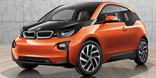 2014 Bmw I3 With Range Extender Electric Car Coupe Priced Under 46 000