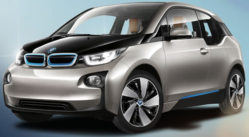 2014 Bmw I3 Electric Car Coupe Priced Under 42 000