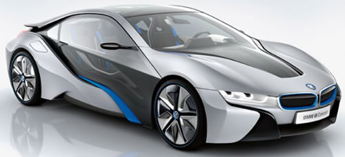 Avigo Bmw I8 >> 2014 BMW i8 Plug-In Hybrid Coupe