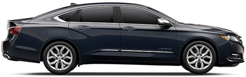 Running On E85 Ethanol, The Impala Gets 14 MPG City, 20 Highway MPG, A  Combined 16 MPG.
