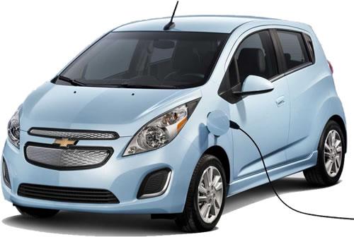 Chevrolet Spark Ev Electric Car Door Hatchback Priced Under