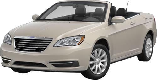 2014 Chrysler 200 Convertible E85 Flex Fuel Convertible Priced Under