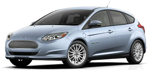 Ford Focus Electric Electric Car Door Hatchback Priced