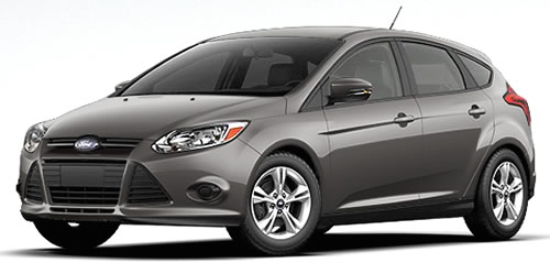 2017 Ford Focus High Mpg 5 Door Hatchback
