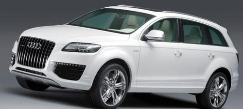 Audi Q V TDI Diesel SUV - Audi suv