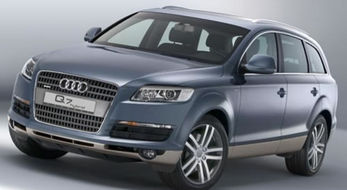 audi q7 hybrid concept hybrid suv. Black Bedroom Furniture Sets. Home Design Ideas
